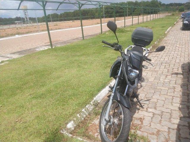 Yamaha XTZ 150 Super nova só 10 mil - Foto 5