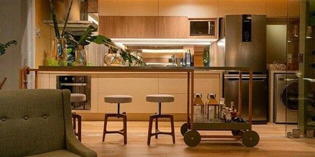 Apartamento à venda com 2 dormitórios em Setor oeste, Goiânia cod:RT21648 - Foto 3