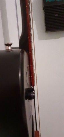 Vendo ou troco violão vazado  - Foto 4