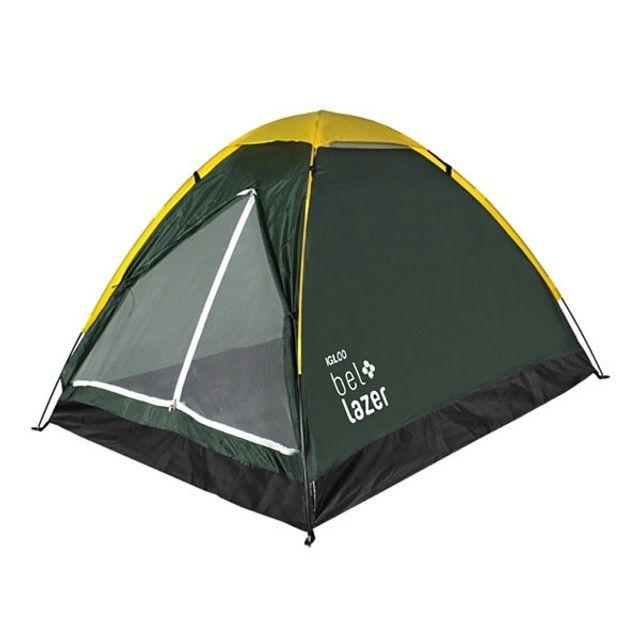 Barraca Iglu Camping 4 Pessoas Bel Lazer - Foto 2