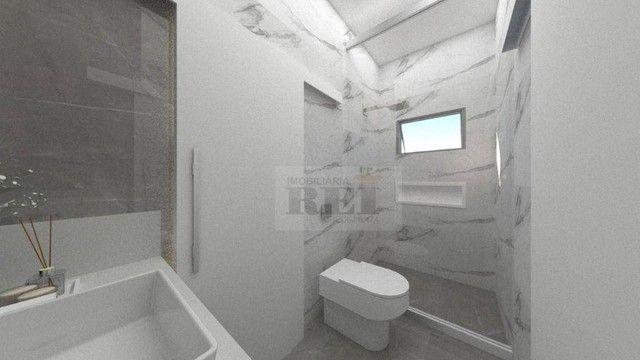 Casa com 4 dormitórios à venda, 455 m² por R$ 2.100.000 - Condominio Solar Do Bosque - Rio - Foto 2