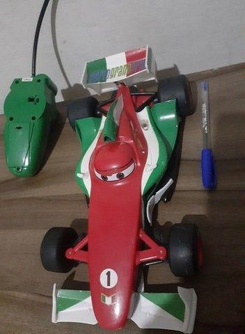 Francesco Bernoulli Do filme Carros 2