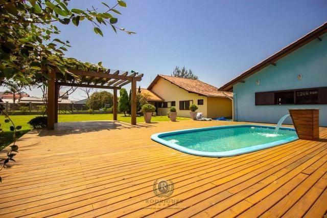 Casa com piscina 04 dormitórios Arroio do Sal RS - Foto 10