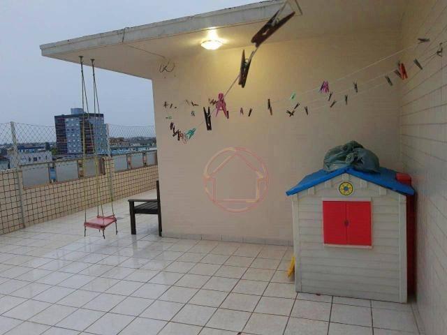 Cobertura com 2 dormitórios à venda, 139 m² por R$ 378.000 - Zona Nova - Capão da Canoa/RS - Foto 4