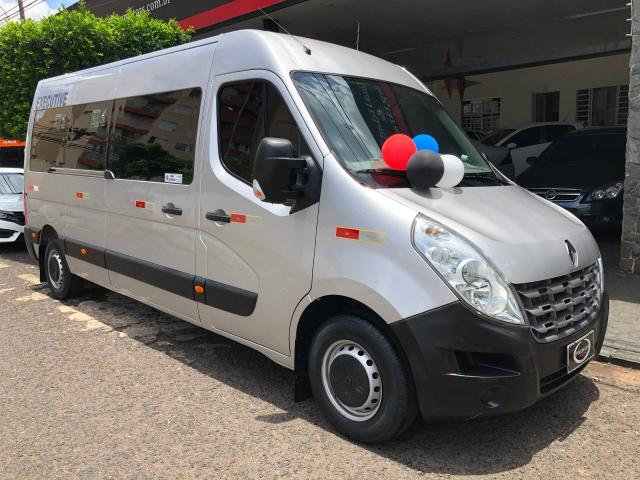 MASTER 2017/2018 2.3 DCI DIESEL MINIBUS EXECUTIVE 16L L3H2 3P MANUAL - Foto 2