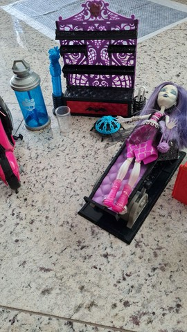 Kit monster high bonecas - Foto 4