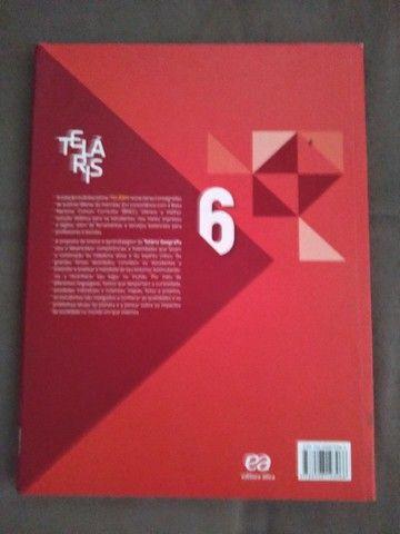Livro telaris de geografia do sexto ano  - Foto 3