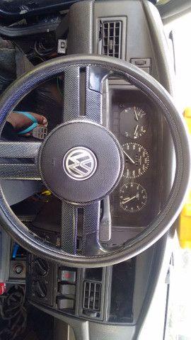 VW Santana 95 1.8 AP - Foto 4