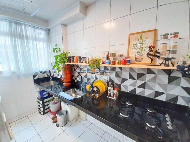 Apartamento à venda com 2 dormitórios em Santa branca, Belo horizonte cod:18126 - Foto 9