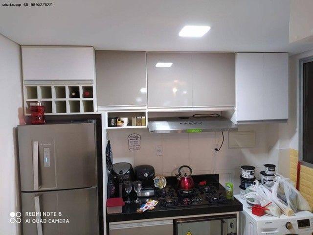 Apartamento para Venda em Várzea Grande, Ponte Nova, 2 dormitórios, 1 banheiro, 1 vaga - Foto 6