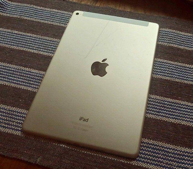Apple iPad Air 2 (Wi-Fi/4G) 32GB Ouro Rosê - Foto 3