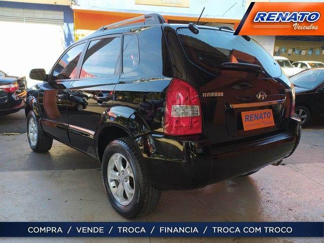 TUCSON 2012/2013 2.0 MPFI GLS 16V 143CV 2WD GASOLINA 4P AUTOMÁTICO - Foto 5