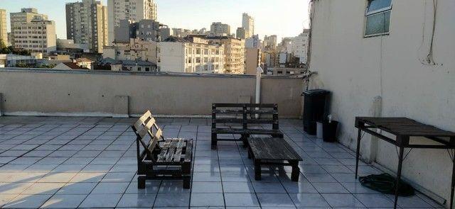 Alugo apartamento na Av Cristóvão Colombo térreo 2 quartos 75m2 - Foto 14