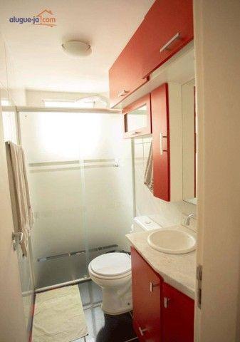 Apartamento em Piracicaba com 3 dormitórios, sala, banheiro e cozinha, 1 vaga, no Bairro N - Foto 8
