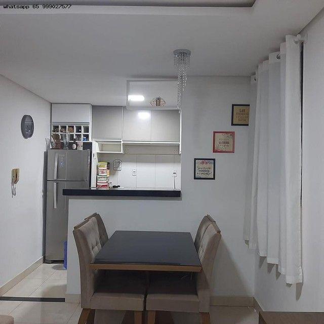 Apartamento para Venda em Várzea Grande, Ponte Nova, 2 dormitórios, 1 banheiro, 1 vaga - Foto 2