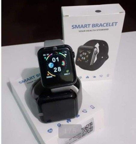 Relógio Smartwatch V6 - Foto 2