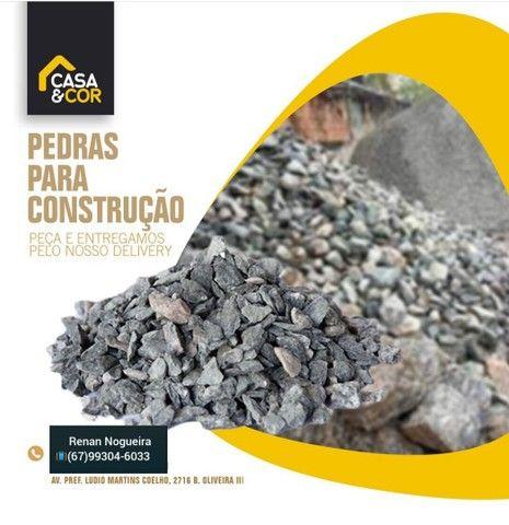 Material de construção Areia,Pedra,ferragens,telhas e eternit orçamento whats * - Foto 3