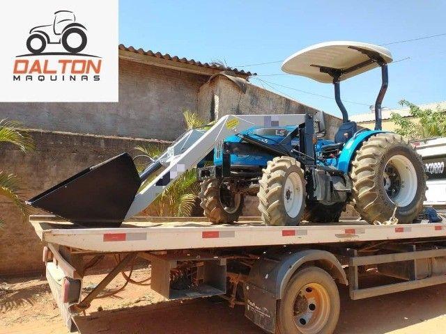 Concha agricola dianteira 50 a 75 cv (nova ) sem torocas - Foto 2