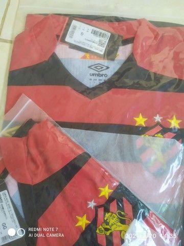 Camisa Sport Recife - Foto 3