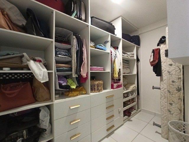 Apartamento 3 quartos na Gruta completo de moveis planejados - Foto 8