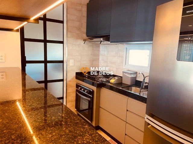 Excelente apartamento porteira fechada a duas quadras da Praia de Iracema - Foto 9