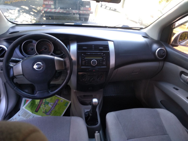 Nissan livina 1.6 SL 2010 - Foto 6