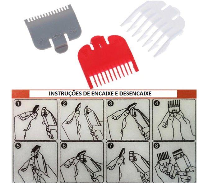 Kit Pentes De Disfarce 0.5 , 1 E 1.5 - (meio, 1 E Um E Meio) (novo) - Foto 6