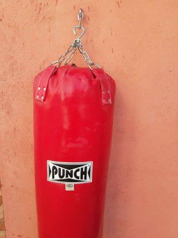 Saco de pancada Punch - Foto 2