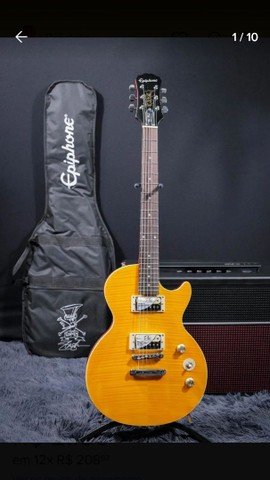 Guitarra Les Paul slash signature