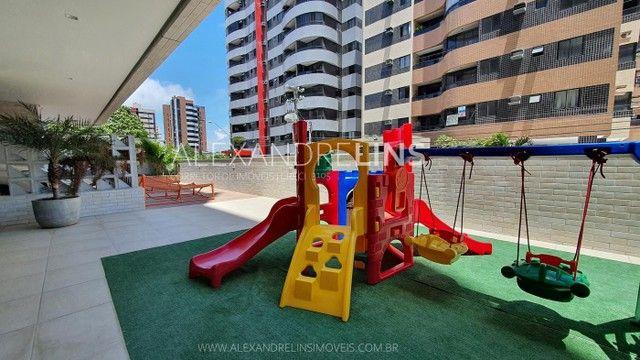 Apartamento para Venda em Maceió, Ponta Verde, 3 dormitórios, 1 suíte, 3 banheiros, 2 vaga - Foto 10