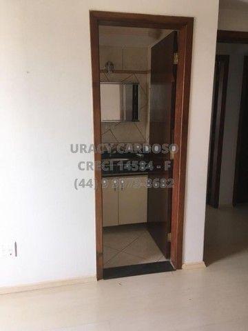 LOCAÇÃO | Apartamento, com 3 quartos em Zona 07, Maringá - Foto 12