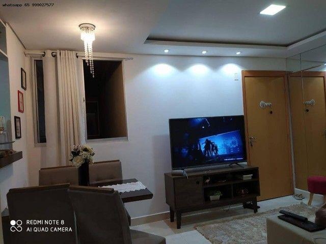 Apartamento para Venda em Várzea Grande, Ponte Nova, 2 dormitórios, 1 banheiro, 1 vaga - Foto 11