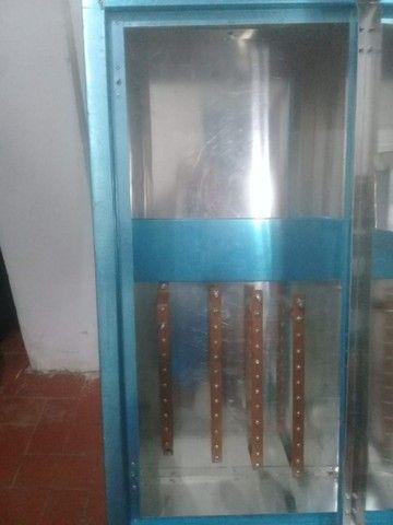 01 caixa de barramento  de aluminio 80 x 40 R$220,00 - Foto 4