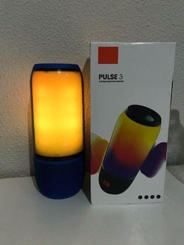 caixinha de som pulse 3 usada