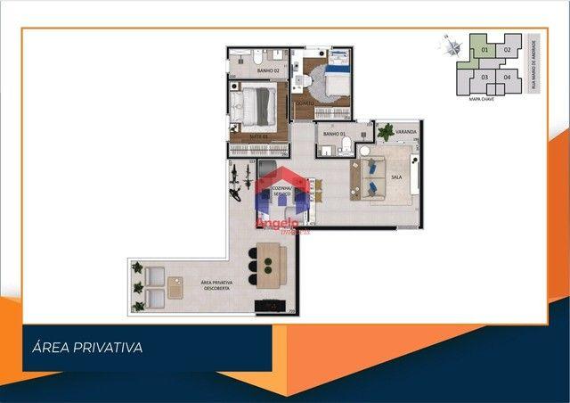 BELO HORIZONTE - Apartamento Padrão - Santa Branca - Foto 4