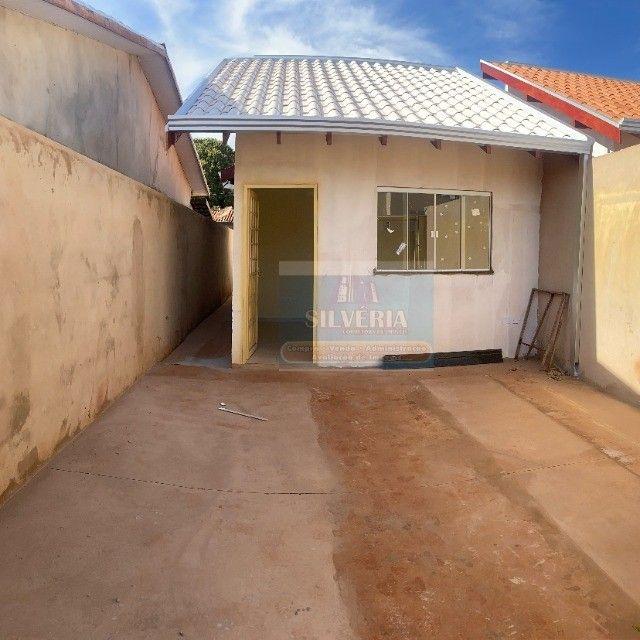 Vendo Casa Nova Portal Panamá com suíte e quintal  - Foto 5