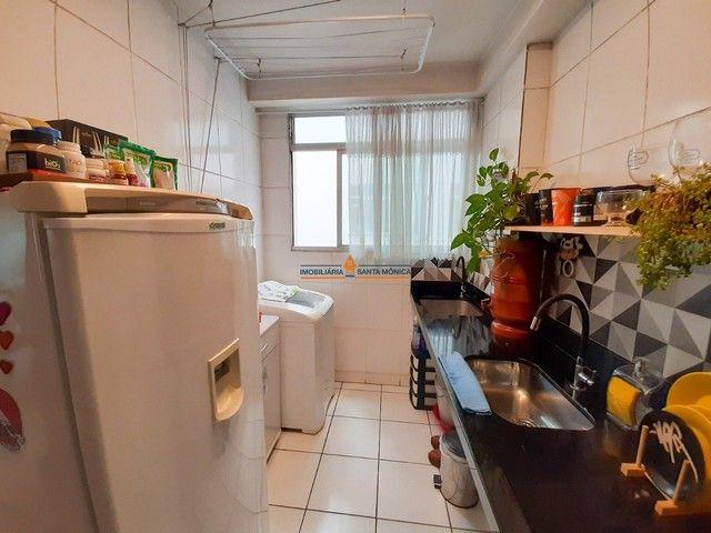 Apartamento à venda com 2 dormitórios em Santa branca, Belo horizonte cod:18126 - Foto 10