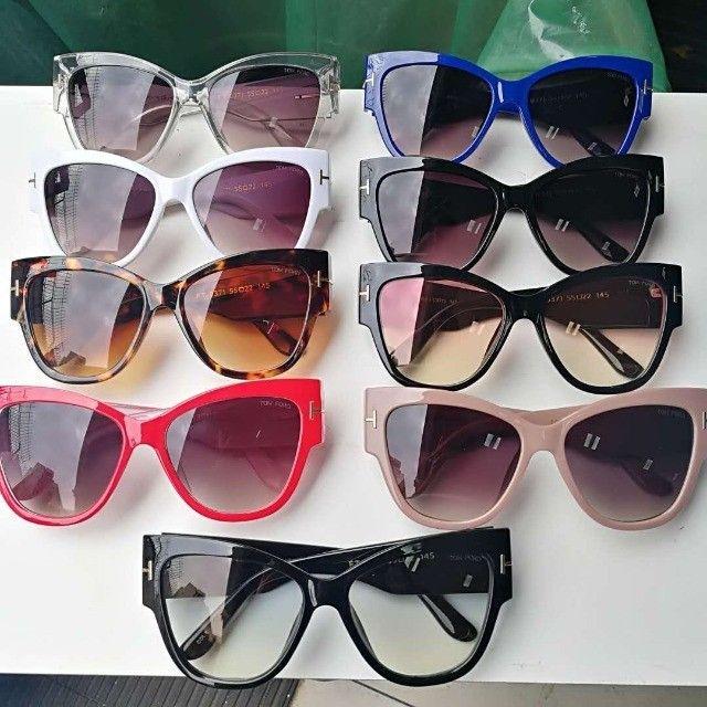 Óculos solar masculino e feminino - Foto 2