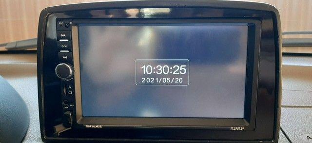 Central Multimídia MP5 Player Automotivo Casty Tech by Shutt Miami 2 Din Tela 7 Polegadas - Foto 2