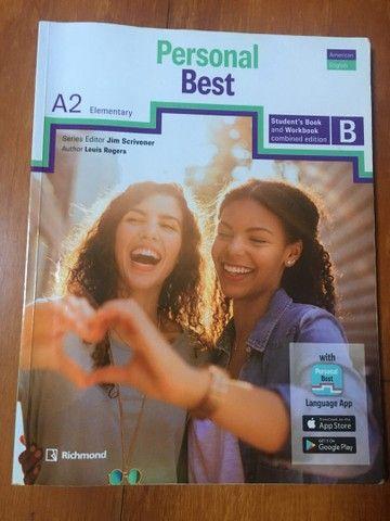 Apostila de Inglês Personal Elementary A e B - Foto 2