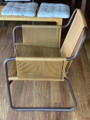 3 cadeiras Franccino novinhas!!!