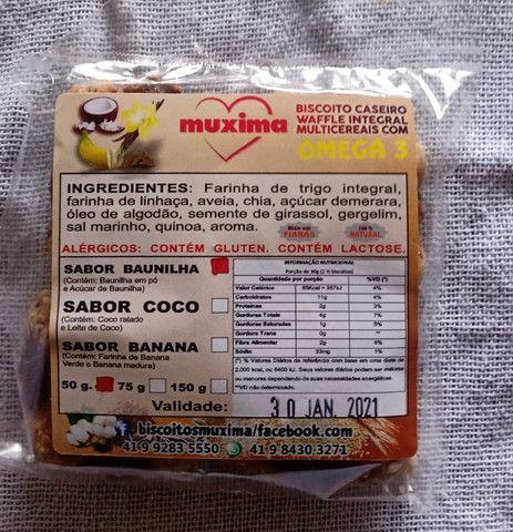 Seja Distribuidor Independente dos Biscoitos Integrais Muxima - Foto 3