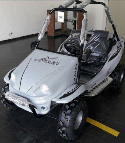Mini Bugre Buggy Swell 2021 Direto Fabrica Maior capacidade de Carga da categoria  - Foto 3