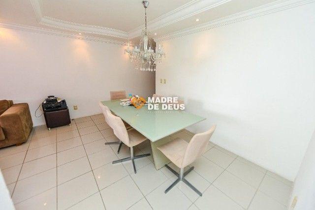 Excelente apartamento no bairro Cocó com 90m² - Fortaleza - Foto 2