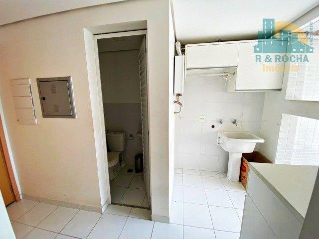 Authentic Recife - 3 Suítes (1 suíte master) - 140m² - Andar Alto - 3 vagas cobertas - Foto 4