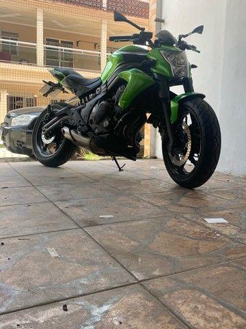 Kawasaki er6n 2013 - Foto 4