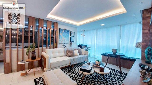 Apto no Renascença com 3 qtos 96 m² todo projetado  - Foto 4