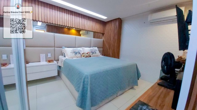 Apto no Renascença com 3 qtos 96 m² todo projetado  - Foto 2