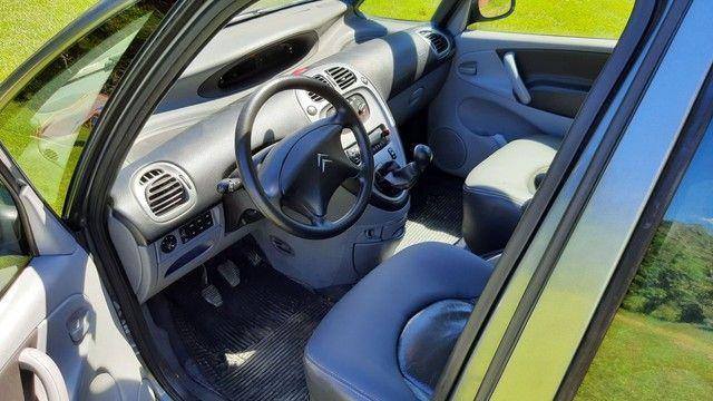 SUV Citroën Picasso 07, Espaço, Conforto, Economia! Oportunidade Abaixo da Tabela! - Foto 4