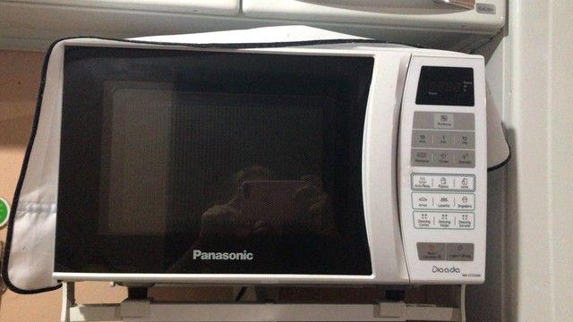 Microondas Panasonic Dia a Dia - Em perfeito estado.
